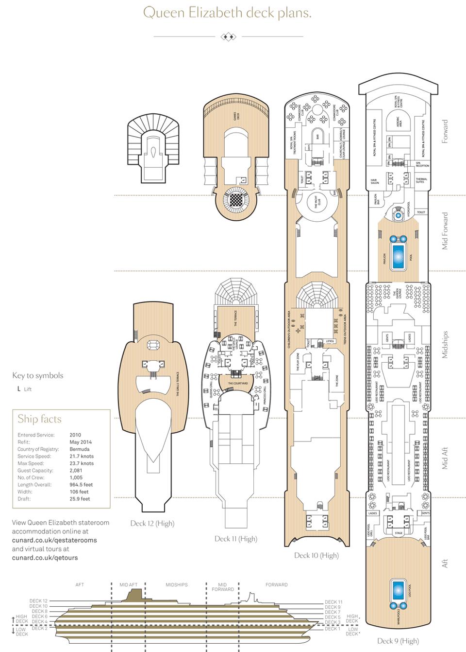 Cunard download deck plan queen elizabeth in pdf baanklon Gallery